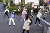 """玉木宏主演『極主夫道』のオープニングは""""真顔でラジオ体操""""? (C)日本テレビ"""