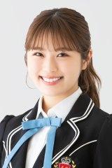 渋谷凪咲=NMB48 24thシングル「恋なんかNo thank you!」選抜メンバー(C)NMB48