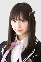 梅山恋和=NMB48 24thシングル「恋なんかNo thank you!」選抜メンバー(C)NMB48