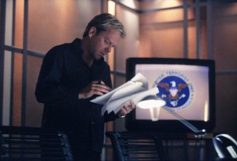 シーズン1より=『24 -TWENTY FOUR-』Huluにて全シーズン配信中 (C)2001-2002 Fox and its related entities. All rights reserved.