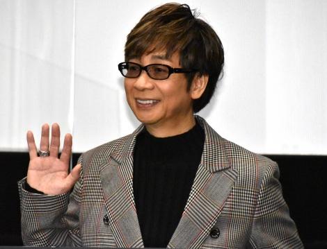 『劇場版BEM〜BECOME HUMAN〜』公開記念舞台あいさつに登壇した山寺宏一 (C)ORICON NewS inc.