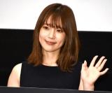 『劇場版BEM〜BECOME HUMAN〜』公開記念舞台あいさつに登壇した内田真礼 (C)ORICON NewS inc.