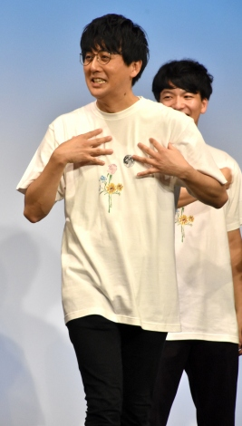 『大変お待たせいたしました 2期生 Special』に出演した佐竹正史 (C)ORICON NewS inc.