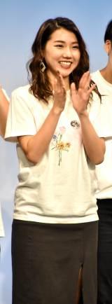 『大変お待たせいたしました 2期生 Special』に出演した箕迫かな (C)ORICON NewS inc.