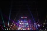 無観客有料生配信ライブ『ラブライブ!サンシャイン!! Aqours ONLINE LoveLive! 〜LOST WORLD〜』の模様(C)プロジェクトラブライブ!サンシャイン!!(C)2017 プロジェクトラブライブ!サンシャイン!!