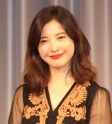 TBS系日曜劇場『危険なビーナス』制作発表会見に出席した吉高由里子(C)ORICON NewS inc.