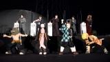 劇場版『「鬼滅の刃」無限列車編』東京スカイツリー点灯イベントの模様 (C)ORICON NewS inc.