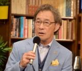 筒美京平さんを追悼した武田鉄矢 (C)ORICON NewS inc.
