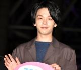 TBS系連続ドラマ『この恋あたためますか』制作発表会見に出席した中村倫也 (C)ORICON NewS inc.