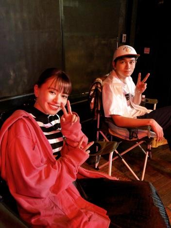 映画『とんかつDJアゲ太郎』のオフショットが解禁