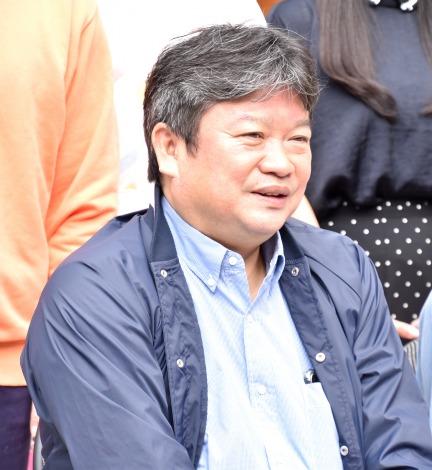 映画『ビューティフルドリーマー』ヒット祈願イベントに出席した本広克行監督 (C)ORICON NewS inc.