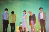 出演バンド:Luby Sparks(JAPAN)
