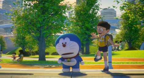 『STAND BY ME ドラえもん 2』新規場面カット(C)Fujiko Pro/2020 STAND BY ME Doraemon 2 Film Partners