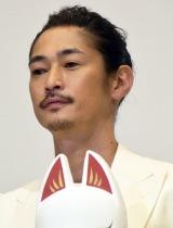 『みをつくし料理帖』公開記念舞台あいさつに登壇した窪塚洋介 (C)ORICON NewS inc.