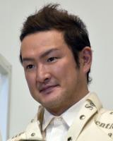 『みをつくし料理帖』公開記念舞台あいさつに登壇した中村獅童 (C)ORICON NewS inc.
