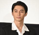 映画『スパイの妻』の舞台あいさつに登壇した東出昌大 (C)ORICON NewS inc.