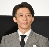 映画『スパイの妻』の舞台あいさつに登壇した高橋一生 (C)ORICON NewS inc.