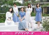 『テレビ朝日アナウンサー 週めくりカレンダー2021』発売中