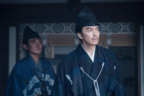 大河ドラマ『麒麟がくる』第28回(10月18日放送)より。ある日、事件が!(C)NHK