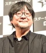 次回作の進捗報告をした細田守監督 (C)ORICON NewS inc.