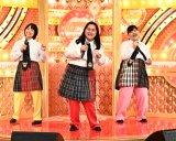 27日放送土曜☆ブレイク『歌ネタゴングSHOW 爆笑!ターンテーブル』よりぼる塾(C)TBS