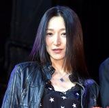 映画『彼女は夢で踊る』初日直前舞台あいさつに登壇した矢沢ようこ (C)ORICON NewS inc.