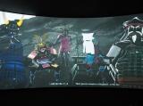 1階の「シアター」で上映される「関ケ原 BATTLE OF SEKIGAHARA」 (C)ORICON NewS inc.