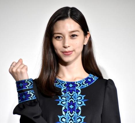 映画『水上のフライト』完成報告イベントに登壇した中条あやみ (C)ORICON NewS inc.