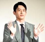 映画『水上のフライト』完成報告イベントに登壇した杉野遥亮 (C)ORICON NewS inc.