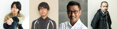 『TOKYO SPEAKEASY』で佐藤健&川村元気、中井貴一&大根仁の生対談が実現(C)TOKYO FM