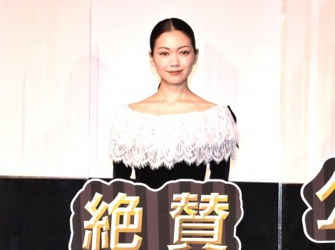 映画『アダムス・ファミリー』の公開記念イベントに出席した二階堂ふみ (C)ORICON NewS inc.