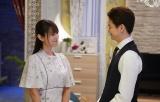 木曜劇場 『ルパンの娘』第3話に出演する(左から)深田恭子、瀬戸康史(C)フジテレビ
