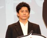 映画『罪の声』公開直前イベント試写会に登場した小栗旬 (C)ORICON NewS inc.