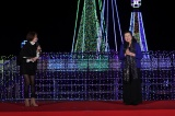 『よみうりランド ジュエルミネーション〜黄金と誕生石のRESONANCE〜』の点灯式の模様