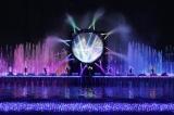 噴水ショー=『よみうりランド ジュエルミネーション〜黄金と誕生石のRESONANCE〜』