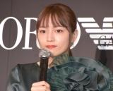 『川口春奈 広告モデル就任記者会見』に出席した川口春奈 (C)ORICON NewS inc.