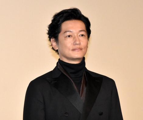 映画『朝が来る』初日舞台あいさつに登壇した井浦新 (C)ORICON NewS inc.