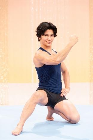 武田真治の出演決定=『みんなで筋肉体操 生放送フェス』総合テレビで12月12日生放送(C)NHK