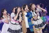山本彩も駆けつけたNMB48結成10周年記念ライブ(23日=大阪城ホール)(C)NMB48