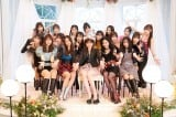 結成10周年記念ライブを大阪城ホールで開催したNMB48