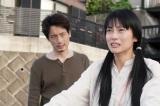 土曜ドラマ『35歳の少女』に出演する(左から)坂口健太郎、柴咲コウ (C)日本テレビ