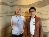 土曜ドラマ『35歳の少女』脚本を務める遊川和彦氏と大平太プロデューサー(C)日本テレビ
