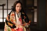 大河ドラマ『麒麟がくる』第30回に再登場する帰蝶(川口春奈) (C)NHK