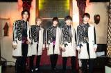 配信ライブ『SEXY HALLOWEEN 〜WHO IS VAMPIRE〜』 (撮影)笹森健一