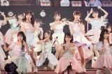 NMB48の5期生以降の次世代メンバーが大阪城ホールでハツラツと躍動(C)NMB48
