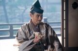 第29回(10月25日放送)より。摂津晴門(片岡鶴太郎)の計略とは?(C)NHK