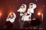 Queentetで「僕だけの君でいて欲しい」を披露=『吉田朱里 卒業コンサート 〜さよならピンクさよならアイドル〜』より(C)NMB48