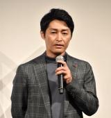 映画『ホテルローヤル』の完成報告会に出席した安田顕 (C)ORICON NewS inc.