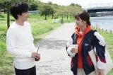 カンテレ・フジテレビ系10月期新火9ドラマ『姉ちゃんの恋人』に出演する(左から)林遣都、有村架純 (C)カンテレ
