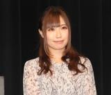 テレビアニメ『邪神ちゃんドロップキック』第3期のキックオフ発表会に出席した鈴木愛奈 (C)ORICON NewS inc.
